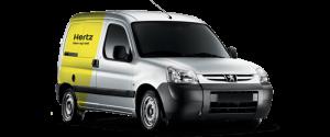 Peugeot Partner Månedsleie