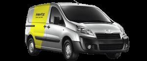 Peugeot Expert Månedsleie