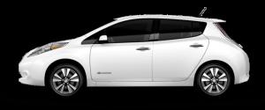 Nissan Leaf Månedsleie