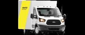 Ford Transit kassevogn Månedsleie