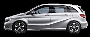 Mercedes B-klasse Månedsleie