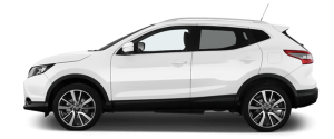 Nissan Qashqai Månedsleie