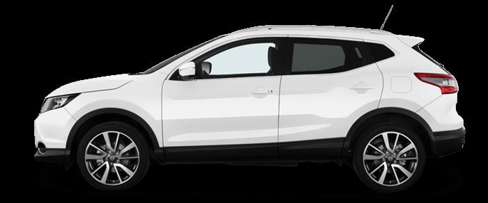 Mellomstor SUV (S)