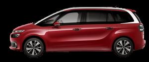 Citroën Grand Picasso Månedsleie