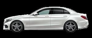 Mercedes C-klasse Månedsleie